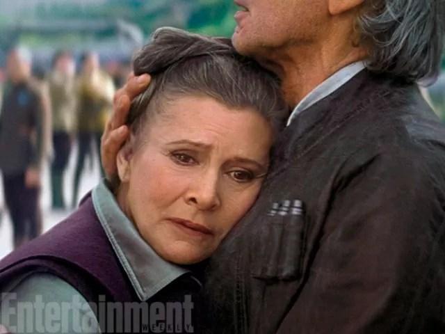 Star Wars The Force Awakens Princess Leia 2