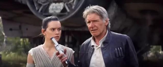 Star Wars The Force Awakens TV Spot