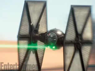 Star Wars The Force Awakens - first-order-tie-fighter