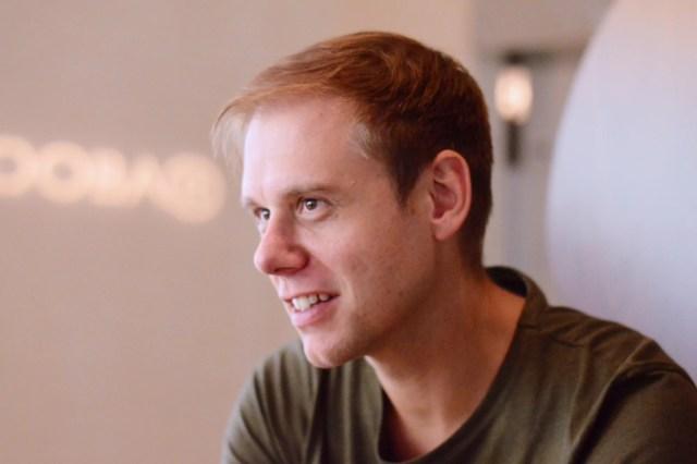 Armin van Buuren IMS Asia-Pacific Interview