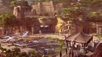 Disney Star Wars Land 7
