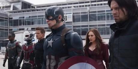 Team Captain America