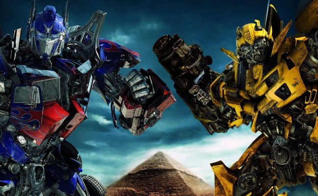 Transformers Paramount Announces Sequels For 2017 2018