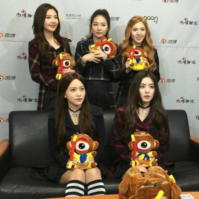 Red Velvet Wigs