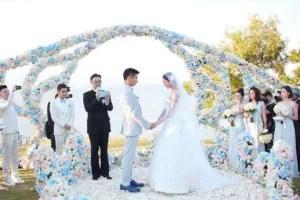 Wedding Nicky Wu Amp Cecilia Lius Beautiful Ceremony In