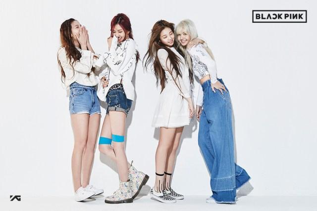 YG BLACKPINK Group