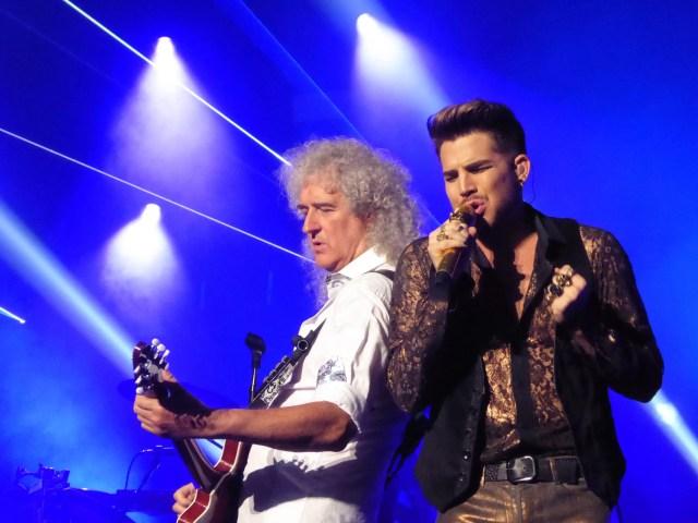 Singapore GP 2016 Entertainment Lineup_Queen + Adam Lambert