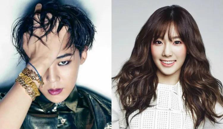 G drage og taeyeon dating 2016
