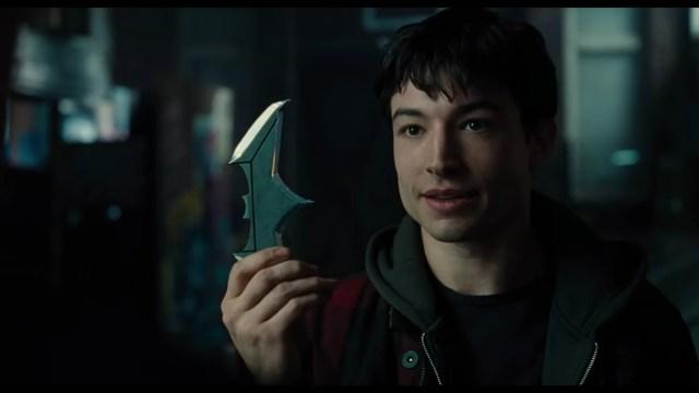 Justice League The Flash Ezra Miller