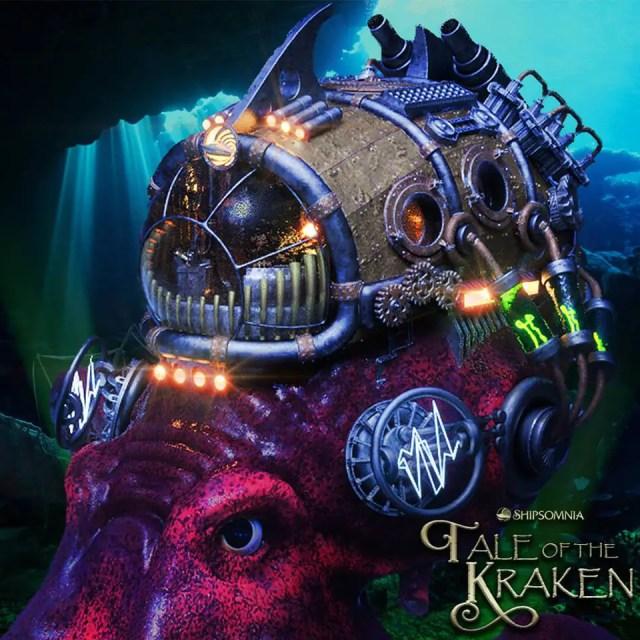 Shipsomnia Tale of the Kraken