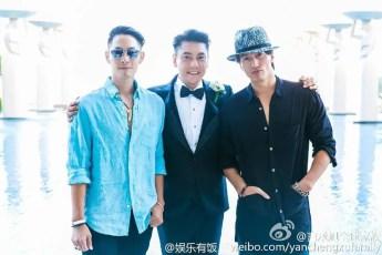ken chu wedding