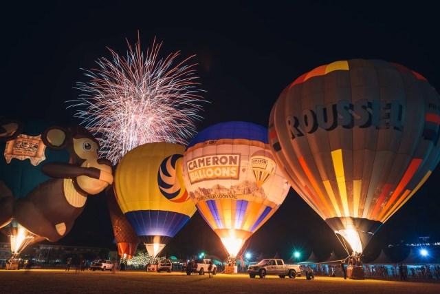 Source: My Balloon Fiesta's Website
