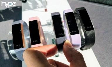 FItbit Alta HR Close Up 2
