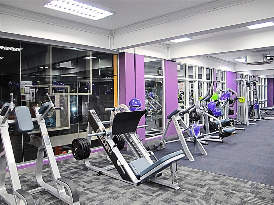 Fitness gyms in klang valley that are open