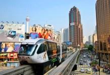 KL Monorail Shuttle Bus