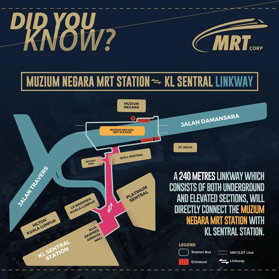 MRT: Sungai Buloh – Kajang Line Phase 2 To Open On 17th July