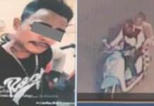 Thai Man Murders Woman