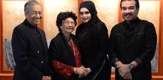 Siti Nurhaliza Tun Mahathir