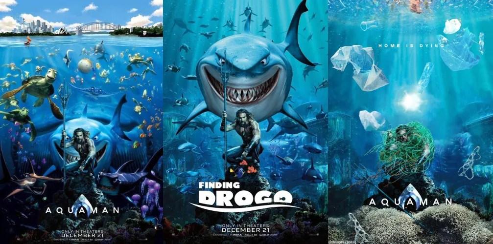 3ca8d9e369070 New Aquaman Poster Sparks Plenty Of Hilarious Memes   Hype Malaysia