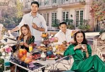 Lazy Rich Asians
