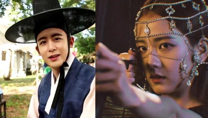 BLACKPINK's Jisoo & 2PM's Nichkhun To Star In Netflix's Arthdal