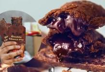 The Molten Chocolate Pie