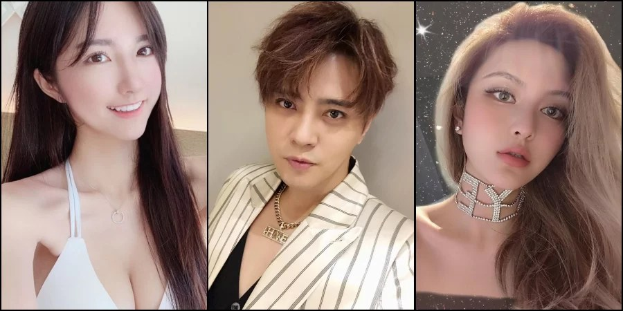 Taiwanese Star Show Lo Cheated On His Girlfriend With Sexy