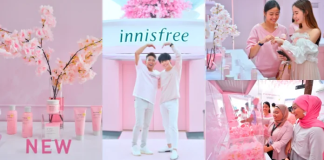 innisfree Jeju Cherry Blossom