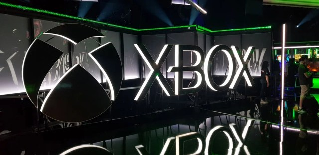 Xbox press event 2018 los angeles
