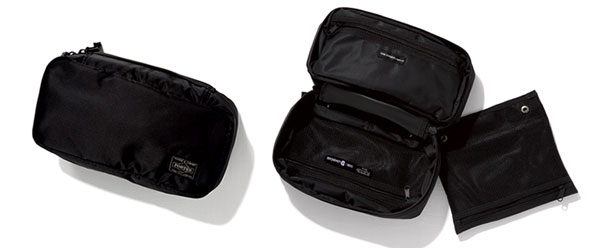 5c473344d6 Lowercase X Porter Travel Pouch Hypebeast