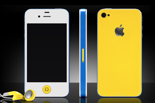 Colorware for iPhone 4S | HYPEBEAST