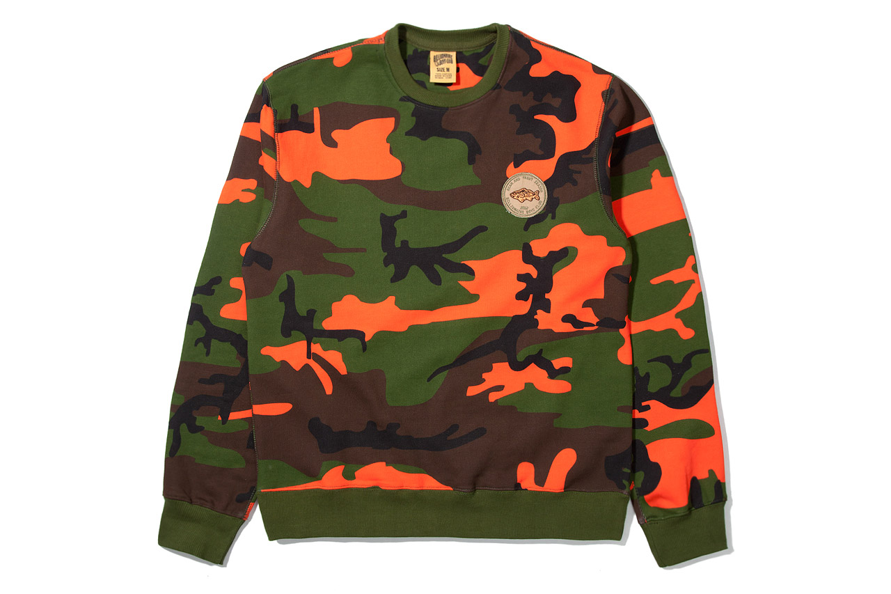 Billionaire Boys Club 2012 Fall/Winter Deep Wood Camo Releases