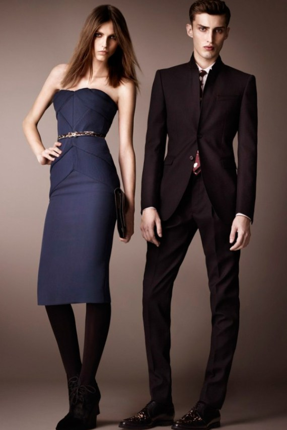 Image of Burberry Prorsum 2013 Pre-Fall/Winter Collection