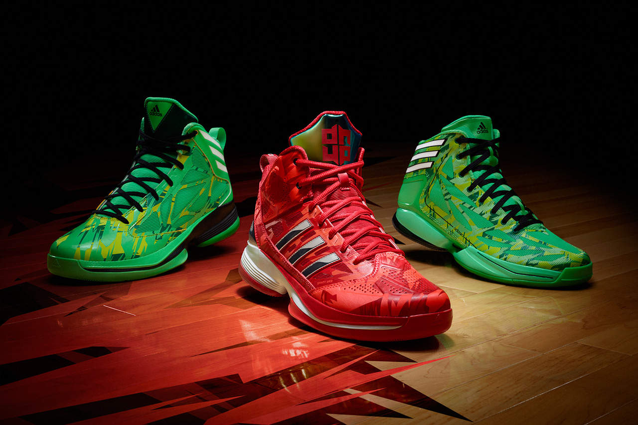 Image of adidas 2013 NBA All-Star Footwear Collection