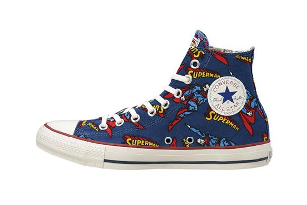 Image of DC Comics x Converse 2013 U.S. Originator Collection