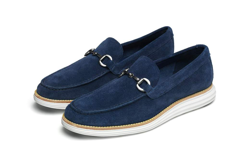 Image of fragment design x Cole Haan 2013 Spring/Summer LunarGrand Collection