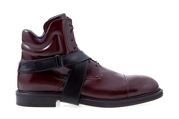 Image of giuliano Fujiwara 2013 Fall/Winter Footwear Collection