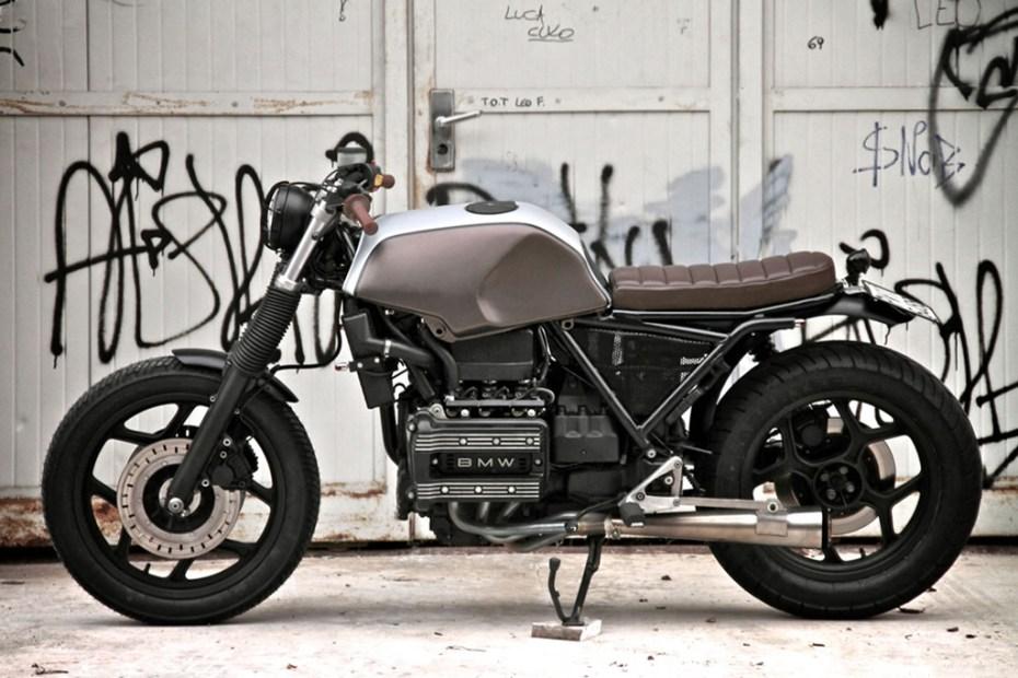 moto sumisura custom bmw k75 motorcycle hypebeast. Black Bedroom Furniture Sets. Home Design Ideas
