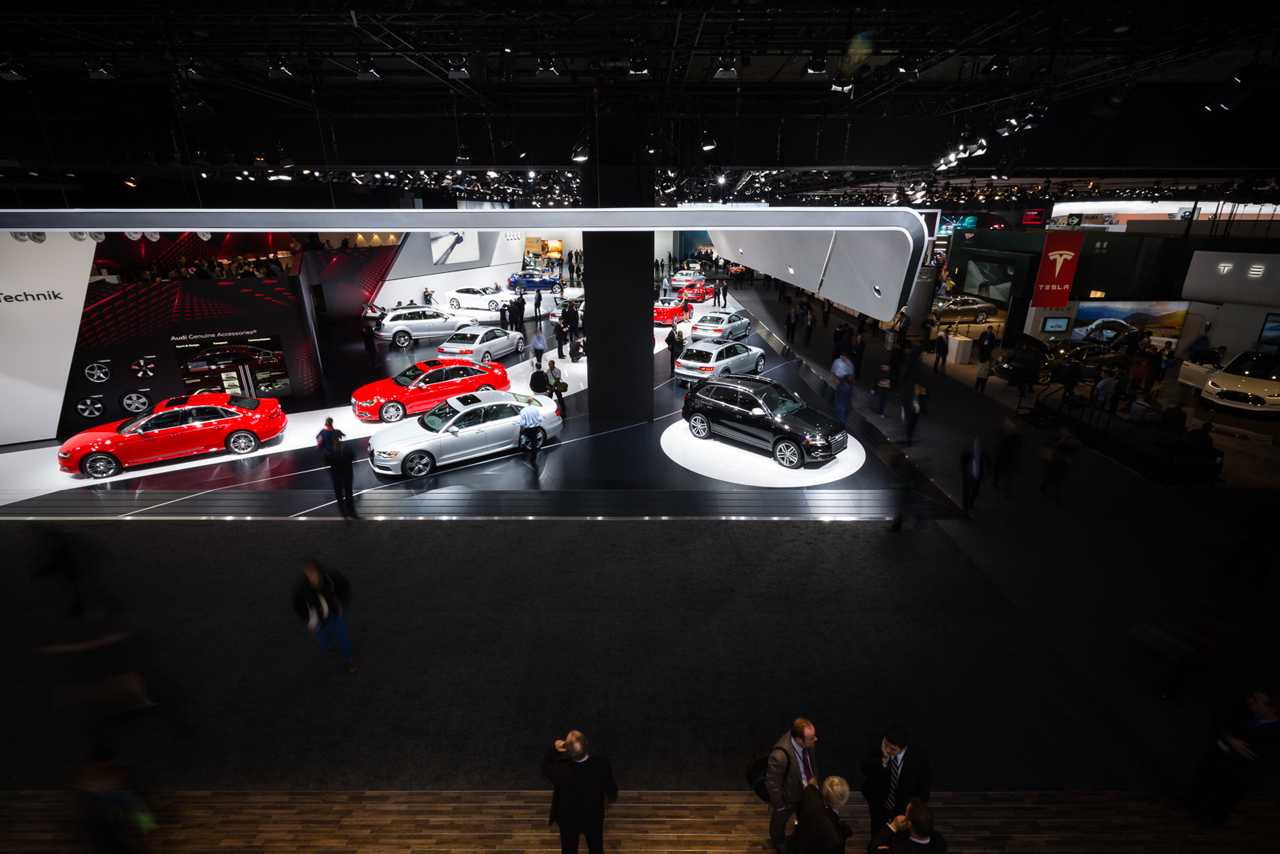 Image of Our Recap of the 2013 Detroit Auto Show