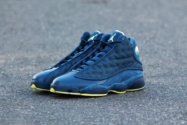 4bcca5248ff759 32720 8b5a4 canada air jordan retro 13 squadron 5fd5a 71df1 get jordan  retro 13 squadron blue electric yellow ...