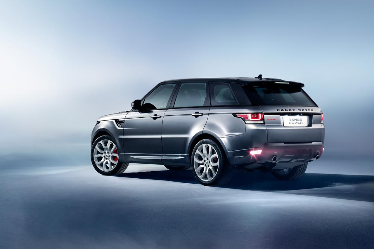 Image of 2014 Range Rover Sport