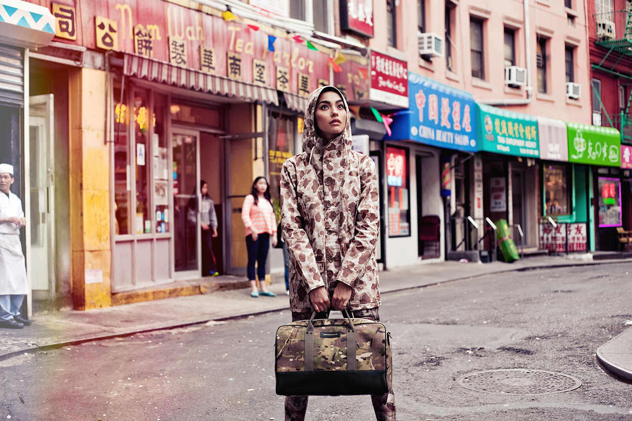 Image of Adrianne Ho: The Unofficial Face of Menswear