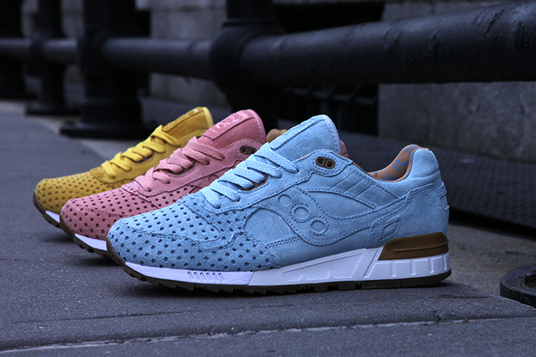 "Image of Play Cloths x Saucony Shadow 5000 ""Cotton Candy Pack"""