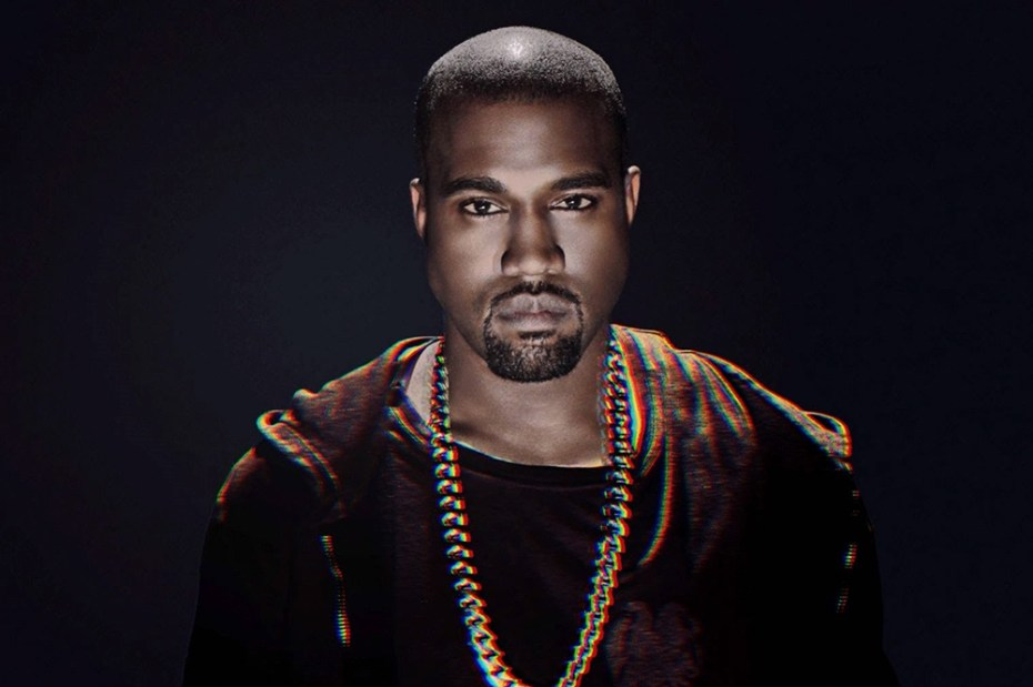 "Image of Kanye West Wrote ""I Am a God"" as One Big F-U to ""Unnamed Designer"""