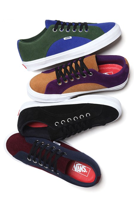 Image of Supreme x Vans #86 Lampin Collection