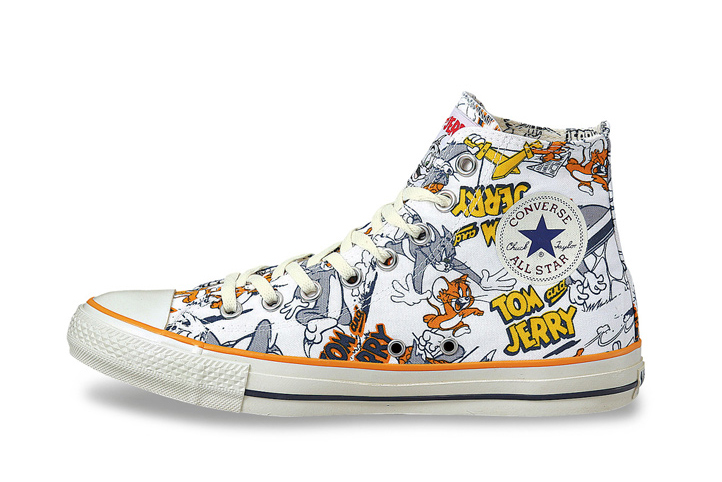 Image of Warner Bros. x Converse Japan 2013 U.S. Originator Collection