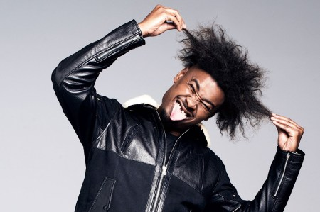 """GQ Presents """"Rules of Rebel Style"""" with Danny Brown"""