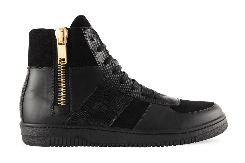 Image of Marc Jacobs 2013 Fall/Winter Side Zip Sneaker