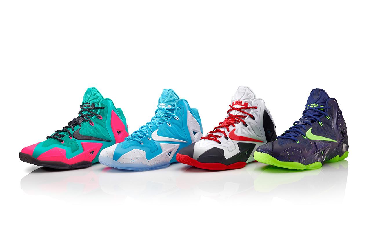 Nike LeBron 11 iD   HYPEBEAST