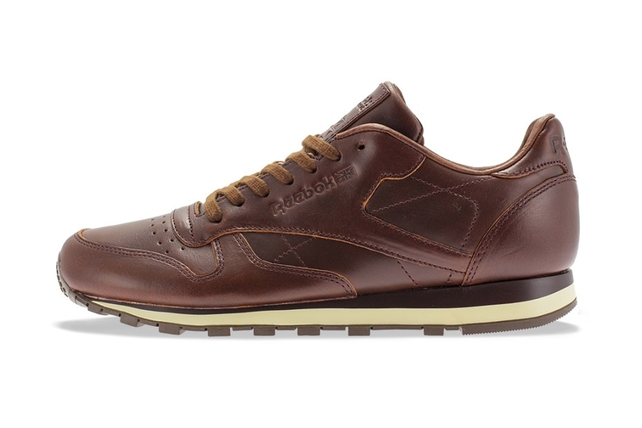 reputable site 63aed 81277 Reebok 2013 Fall Winter Classic Leather Lux Horween